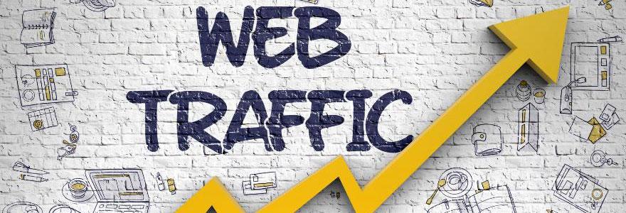 Acquérir plus de trafic sur le web