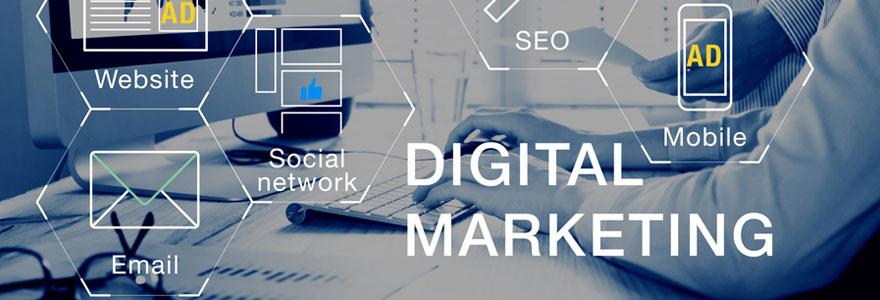 Développer et construire une stratégie digitale